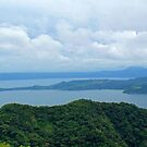 Lake Taal by Wayne Holman