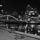 Melbourne City by Luke Crozier