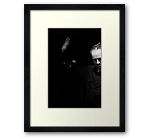 Adrian Crowley Framed Print