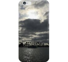 San Diego Sunset 1 iPhone Case/Skin