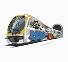 Train Syd City by BloodlineProd