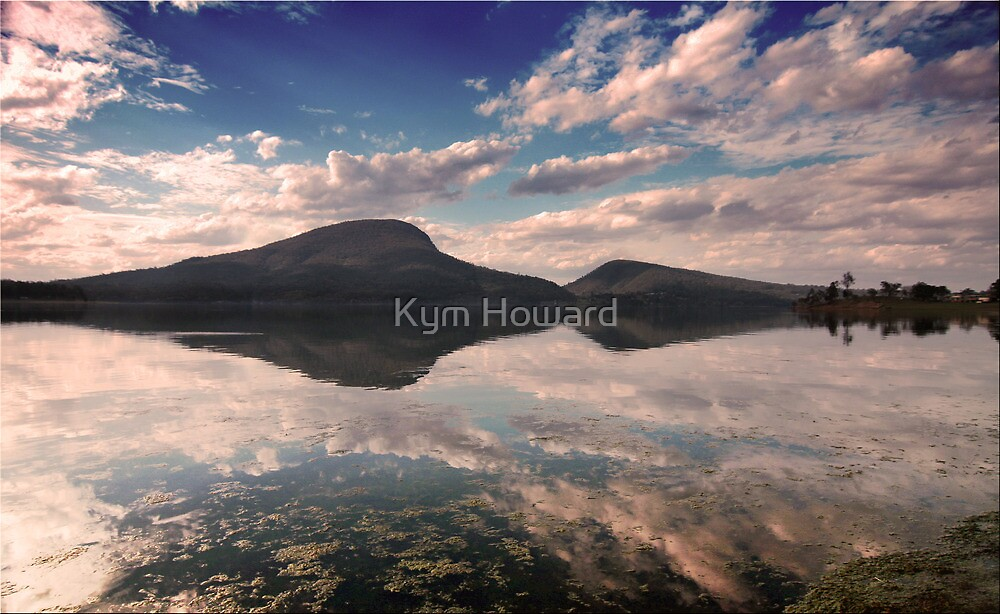 Mirror Reflections by Kym Howard