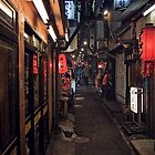 Piss Alley by MATTEOX