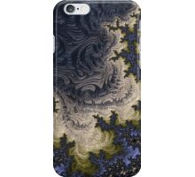 Fractal Ice iPhone Case/Skin