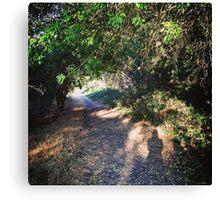 Nature Trail Canvas Print
