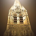 Christchurch Cathedral, New Zealand by John Brotheridge