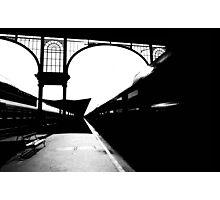 night train from nyugati Photographic Print