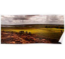 Kakadu Ubirr View Panorama Poster