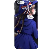 Wadanohara the Sea Witch iPhone Case/Skin