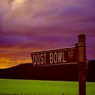 Dust Bowl Road by kurrawinya