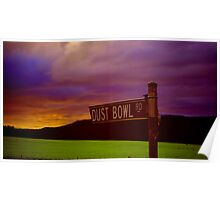 Dust Bowl Road Poster