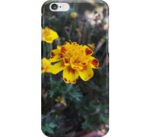 Yellow Flower Inspiration iPhone Case/Skin
