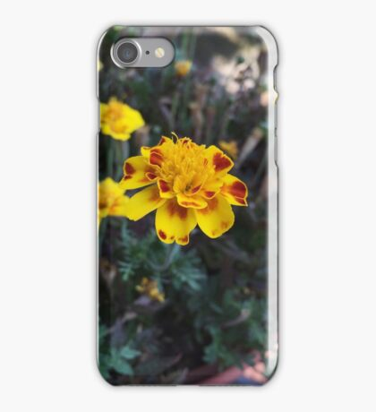 Yellow Flower Inspiration iPhone Case/Skin