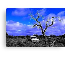 Old'n'reliable Canvas Print