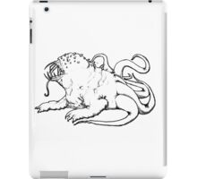 A Hideous Monstrosity iPad Case/Skin
