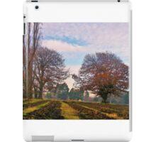 Paisaje rural. iPad Case/Skin
