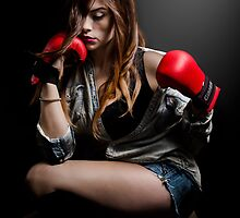 The Fighter by Marco Borzacconi