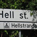 Highway to Hell Street and Hell&#x27;s Beach. by ellismorleyphto