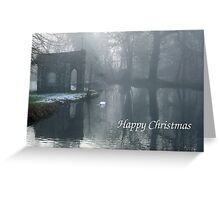 Peace - Christmas Card Greeting Card
