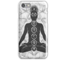The Geometry of Life iPhone Case/Skin