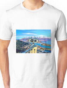 Queenstown View Unisex T-Shirt