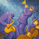 Cool Jazz Trio by Allegretto