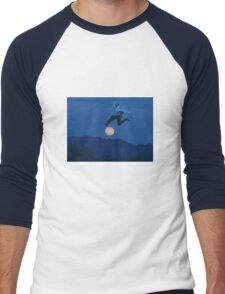 Jumping the Moon Men's Baseball ¾ T-Shirt