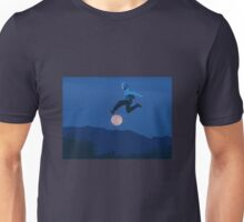 Jumping the Moon Unisex T-Shirt