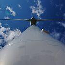 Wind Farming by Tony Phillips