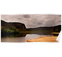 West Arnhem Land - Billabong Panorama Poster