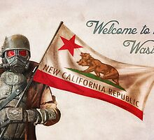 New California Republic: Fallout by goldendawn