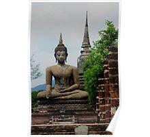 At Wat Mahathat Poster