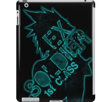 Cloud Strife ex-SOLDIER | Mako Edition iPad Case/Skin