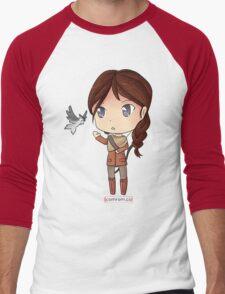 Katniss Everdeen Chibi by KlockworkKat T-Shirt