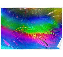 Burst Of Color Poster