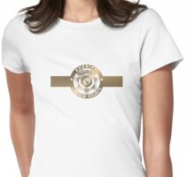 Sheriff Womens Fitted T-Shirt