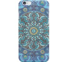 Coloring: Turquoise  iPhone Case/Skin