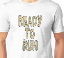 Ready To Run - One Direction Unisex T-Shirt