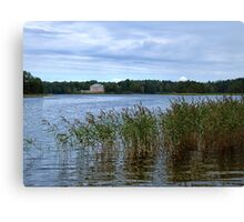 Lake Galve Canvas Print