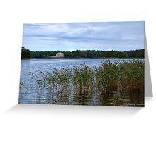 Lake Galve Greeting Card