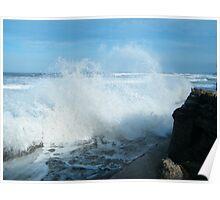 Rough Seas Again Poster