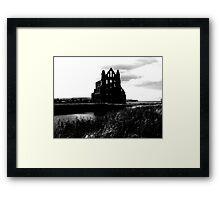 Gothic Style Framed Print