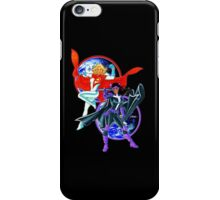 Power girl and huntress iPhone Case/Skin
