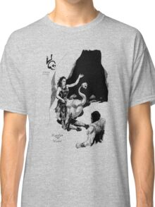 The Monster Meets The Wurm Classic T-Shirt