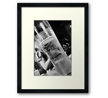 Tasty Beer Framed Print