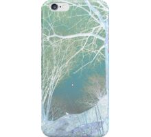 Moon song in a bright key iPhone Case/Skin