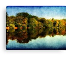 Reflections of Autumn ©  Canvas Print