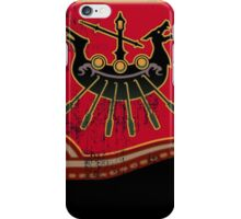 Limsa Lominsa flag grunge iPhone Case/Skin