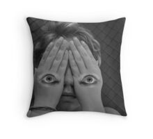Deceptive Appearance Throw Pillow