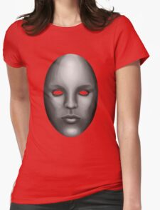 Android Visage Womens Fitted T-Shirt